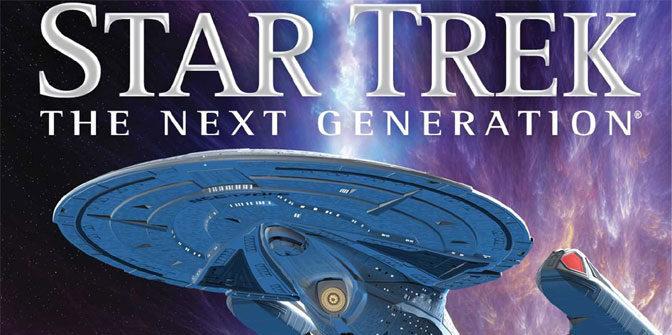 Flying High with Star Trek: Headlong Flight