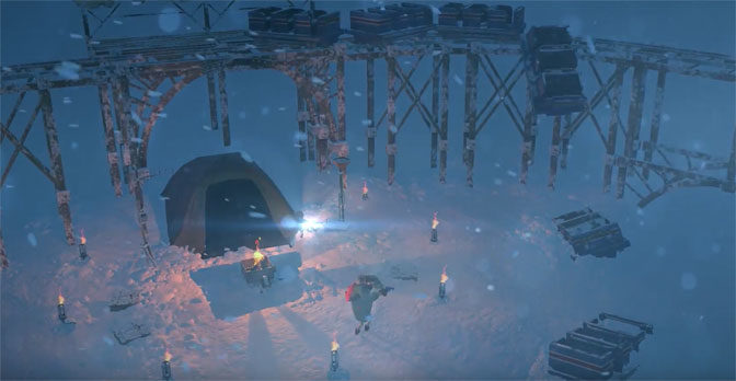 Bandai Namco Announces Icy Survival Game Impact Winter