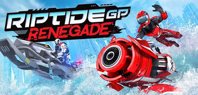 Riptide GP: Renegade Splashes to Xbox One and PC