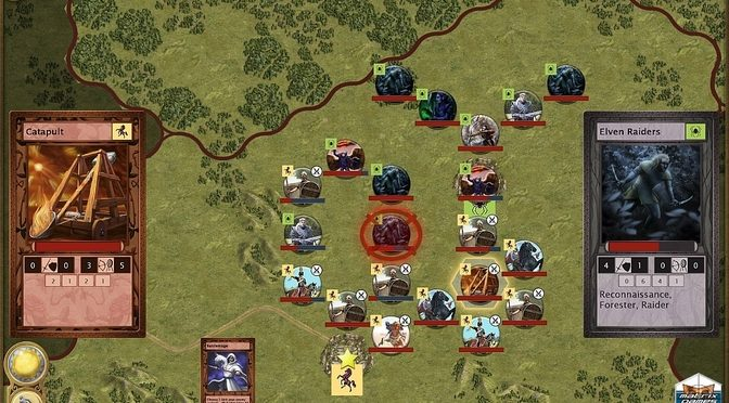 Sovereignty RPG/4X Fantasy Game Battles On To Steam