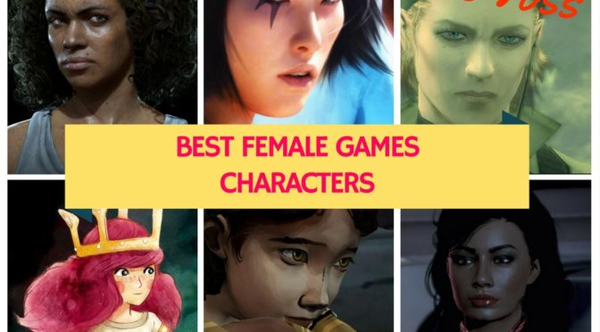 Best Female Games Characters