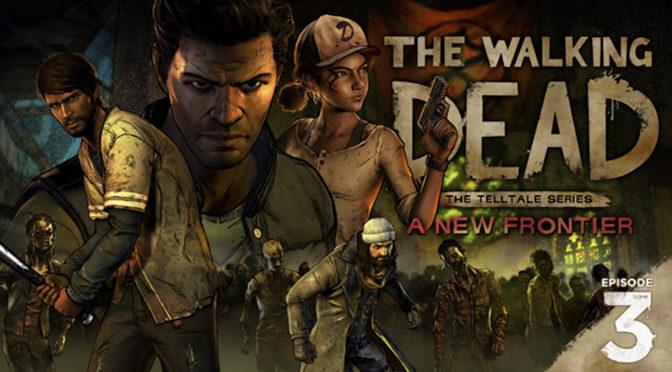 The Walking Dead: New Frontier Episode 3 Release Set