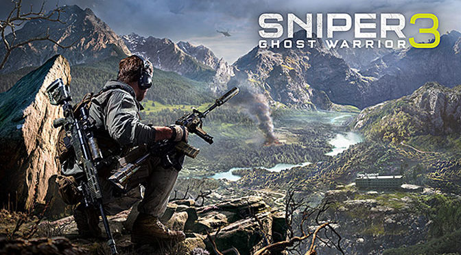 Developers Show Off Sniper Ghost Warrior 3 Challenge Gameplay