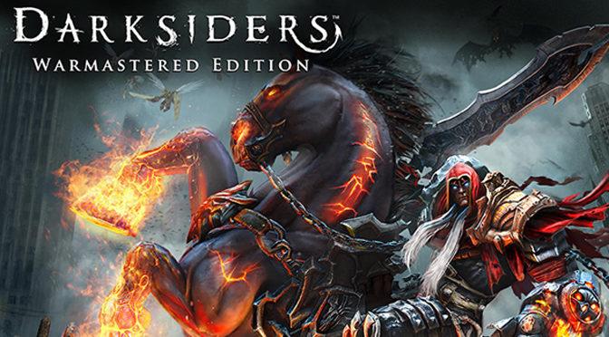 Darksiders Warmastered Edition Heads To Wii U