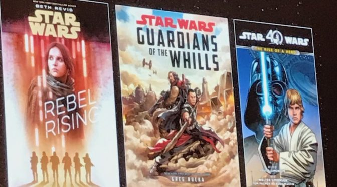 Talking Star Wars Books And Comics