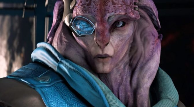 Humanity is the Least Interesting Thing About Mass Effect: Andromeda