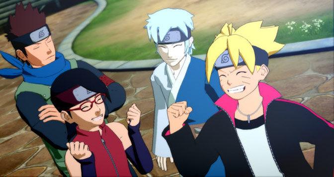 Road to Boruto DLC adds content to Naruto Shippuden