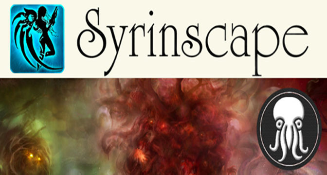 Syrinscape Showing Cthulhu Themed RPG At UK Games Expo