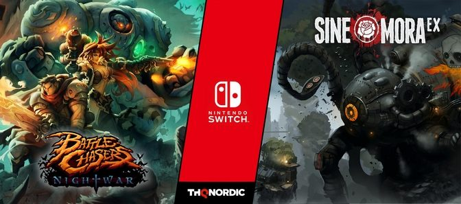 Trailer: Nightwar and Sine Mora EX Announced For Switch