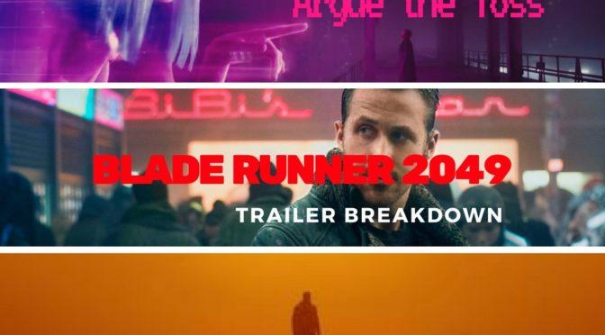 Blade Runner 2049 trailer breakdown
