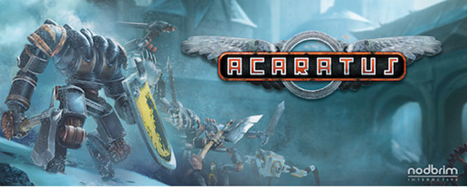 Medieval Steampunk Tactical RPG Acaratus Hits Steam