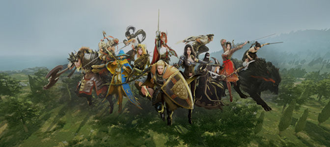 Combat Meets Adventure in Black Desert Online