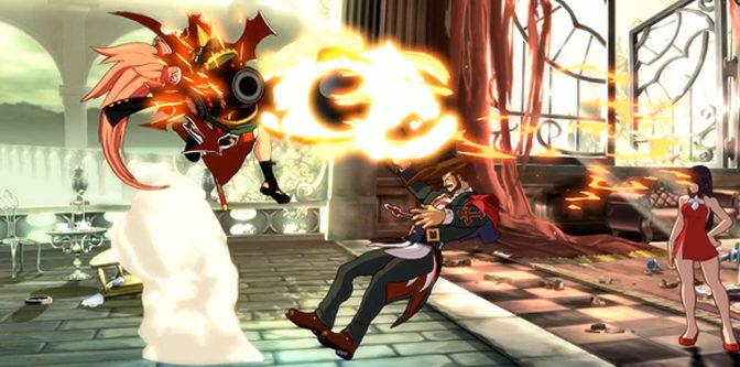 Guilty Gear Xrd REV 2 Deploys for PlayStation