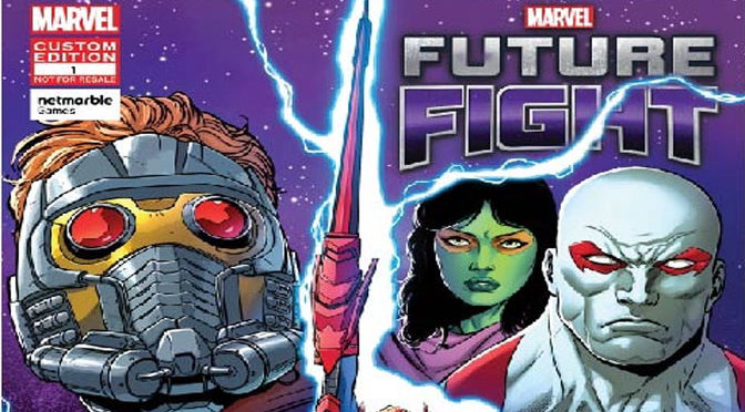 MARVEL Future Fight 2 Comic Now Available