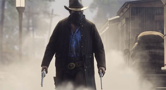 Red Dead Redemption 2 Pushed To Spring 2018