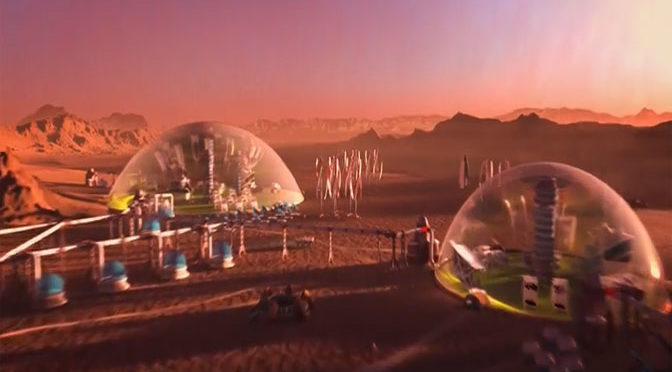Humans Can Begin Surviving Mars in New Sim Game