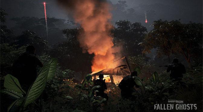 Second Ghost Recon Wildlands DLC: Fallen Ghosts Deploys