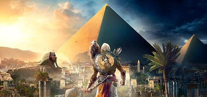 Ubisoft Announces Assassin's Creed Origins, Shows Gameplay Trailer