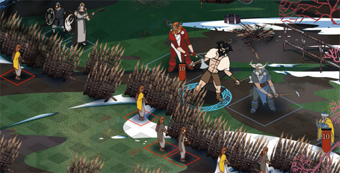 Banner Saga 3 Begins Teasing New Characters
