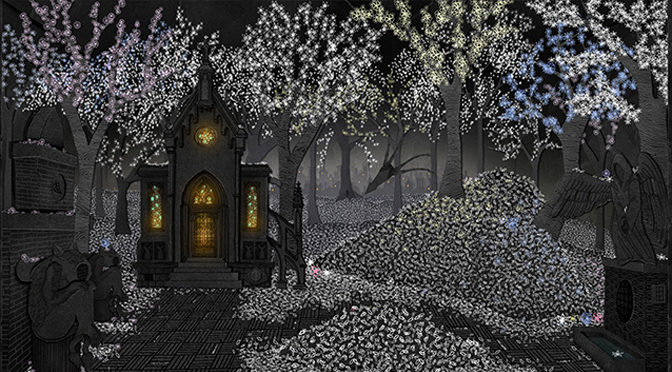 DARK TRAIN Paper-Based Adventure Steams To Release