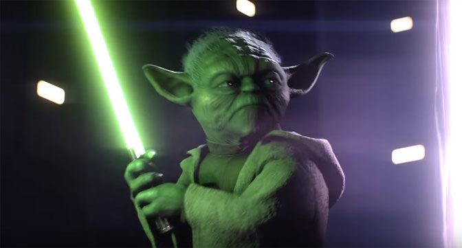EA Releases Epic Star Wars Battlefront II Trailer For E3