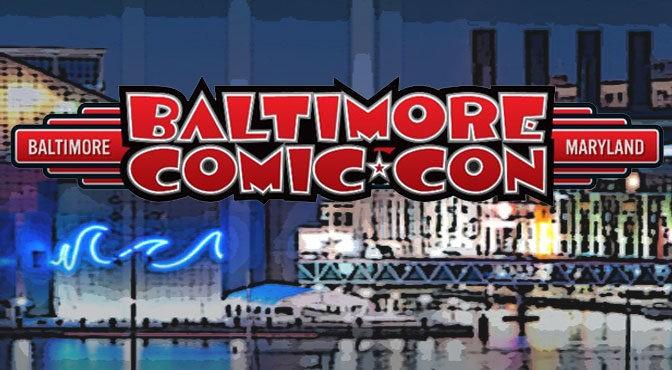 Blue Power Ranger Michael Copon Heading to Baltimore Comic-Con