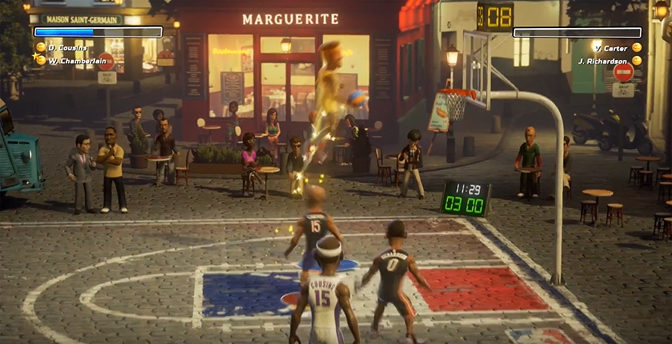 NBA Playgrounds Hits 500K Sales, Adds New Free Content