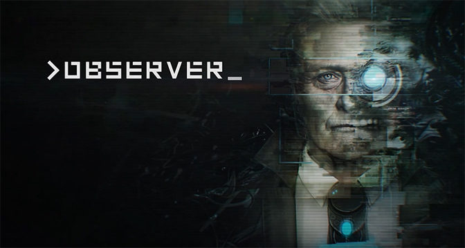 Cyberpunk Observer Launches on PC, PS4, Xbox One