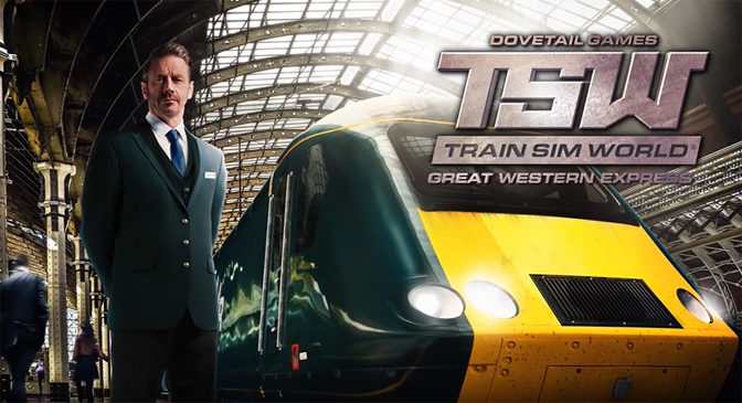 Britain's Great Western Express Comes to Train Sim World