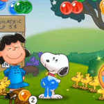 Snoopy Pop is a Pleasant Puzzle Game