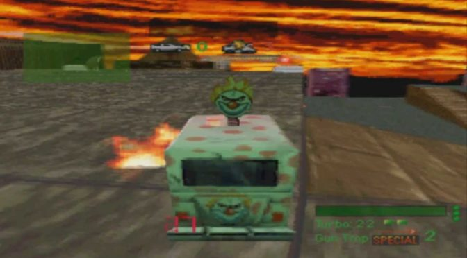 Retro Game Friday: Twisted Metal