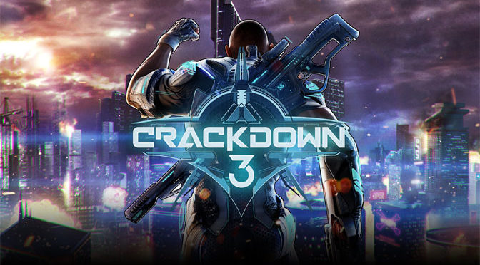 Crackdown 3's Release Date Cracks