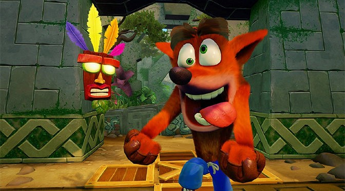 Crash Bandicoot Comes Roaring Back in N. Sane Trilogy