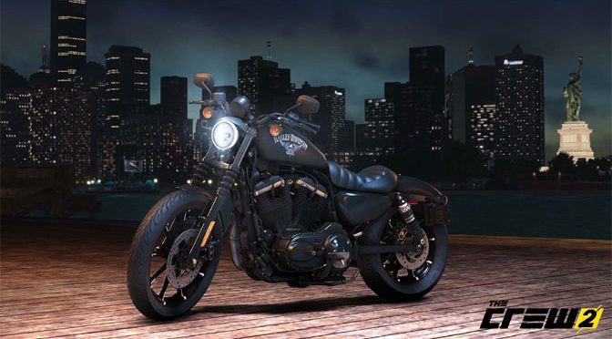 Harley-Davidson Motorcycles Joining The Crew 2