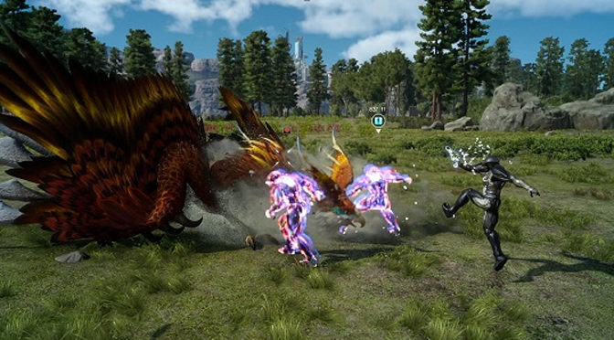 Free Final Fantasy XV Update Adds Exo-Suits, Chocobo Carnival Returns