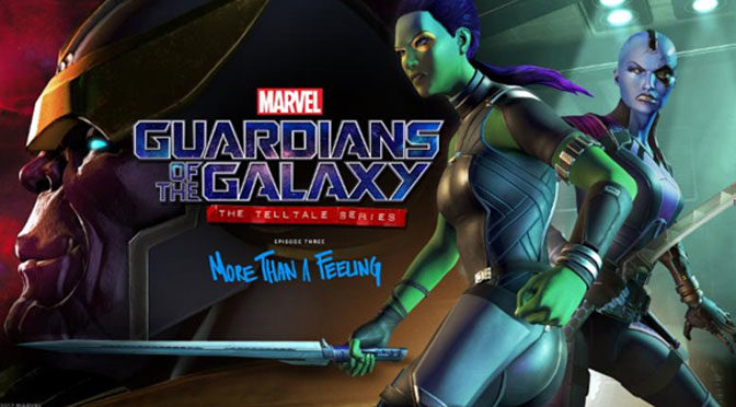 Telltale's Guardians of the Galaxy Gets New Episode