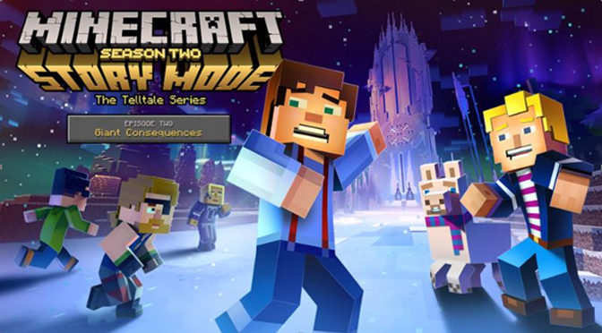Minecraft: Story Mode – Season Two Begins in August