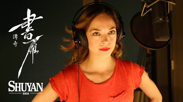 Smallville's Kristin Kreuk Named Voice of Shuyan for Game