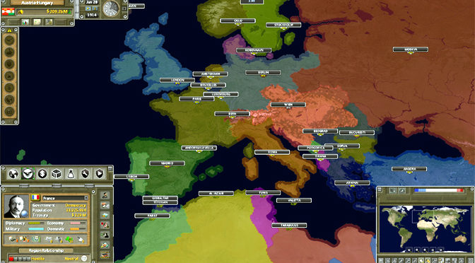 Supreme Ruler: The Great War Achieves Strategic Victory
