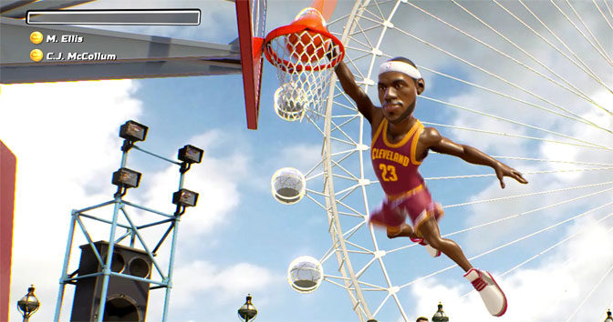 Hoop Dreams With NBA Playgrounds