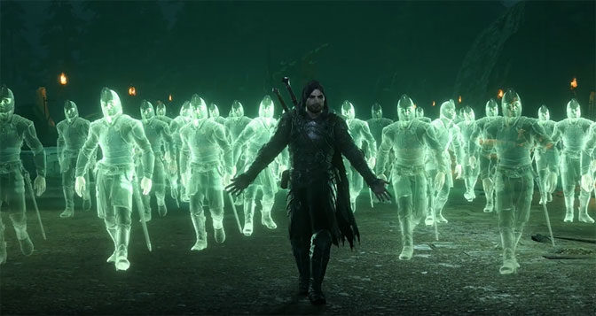 Middle-Earth: Shadow of War Mobile Announced