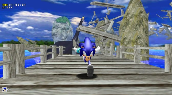 Retro Game Friday: Sonic Adventure