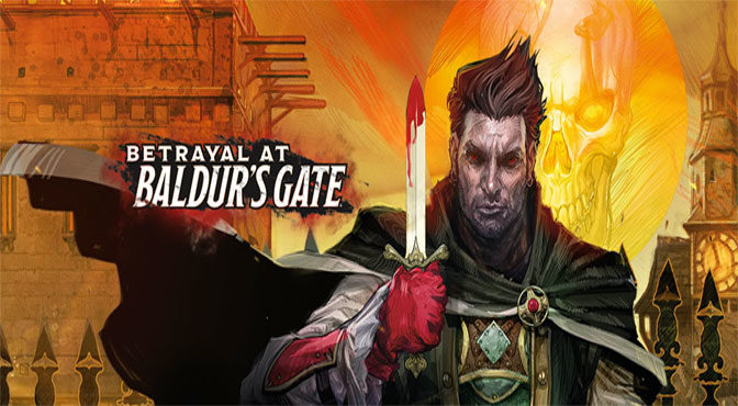 Betrayal at Baldur's Gate Game Builds on Betrayal at House on the Hill Success