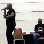 Baltimore Comic-Con: D.M.C. Raps About Captain America, Comic Creation
