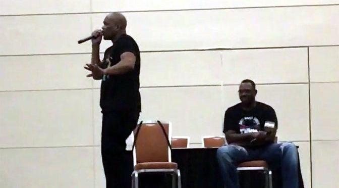 Baltimore Comic-Con: D.M.C. Raps About Captain America, Comic Creation