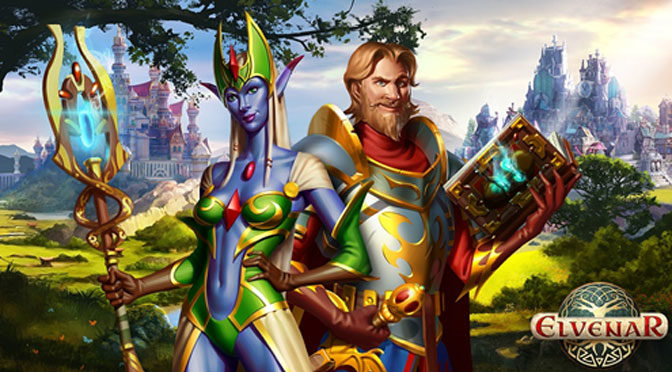 InnoGames Begins October Chills with new Elvenar Events