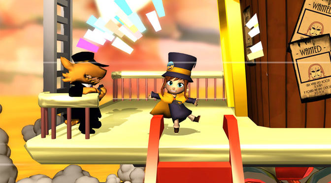 Enjoying the Charm of A Hat in Time