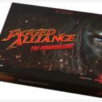 Jagged Alliance Boardgame Kickstarter Launches