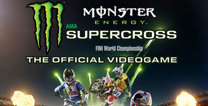 Square Enix Partnering on Supercross Mobile Title