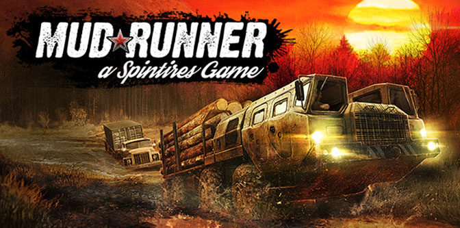 Spintires: MudRunner Slides to PC, PlayStation 4 and Xbox One